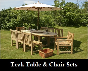 teak table and chairs garden fishing chair price cheap furniture sets uk click below to choose from one of our or build your own combination suit needs