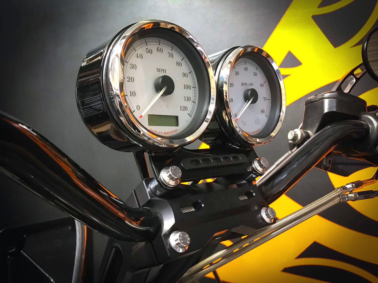 small resolution of  dyna fxd sdo relocation harley davidson tachometer wiring diagram on 98 ultra classic wiring diagram