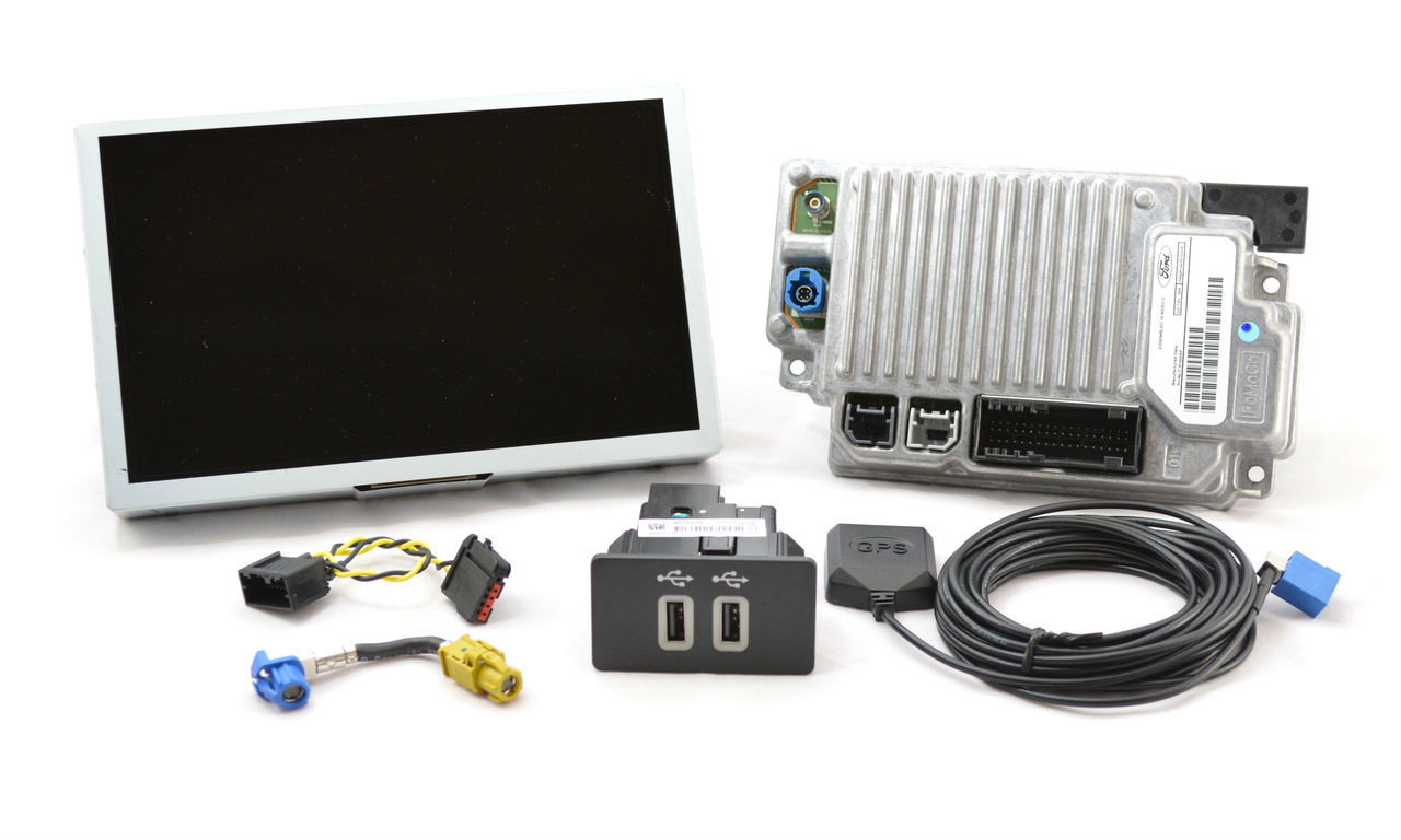 2015 ford f150 sync 3 retrofit kit for myford touch vehicles destination screen  [ 1280 x 768 Pixel ]