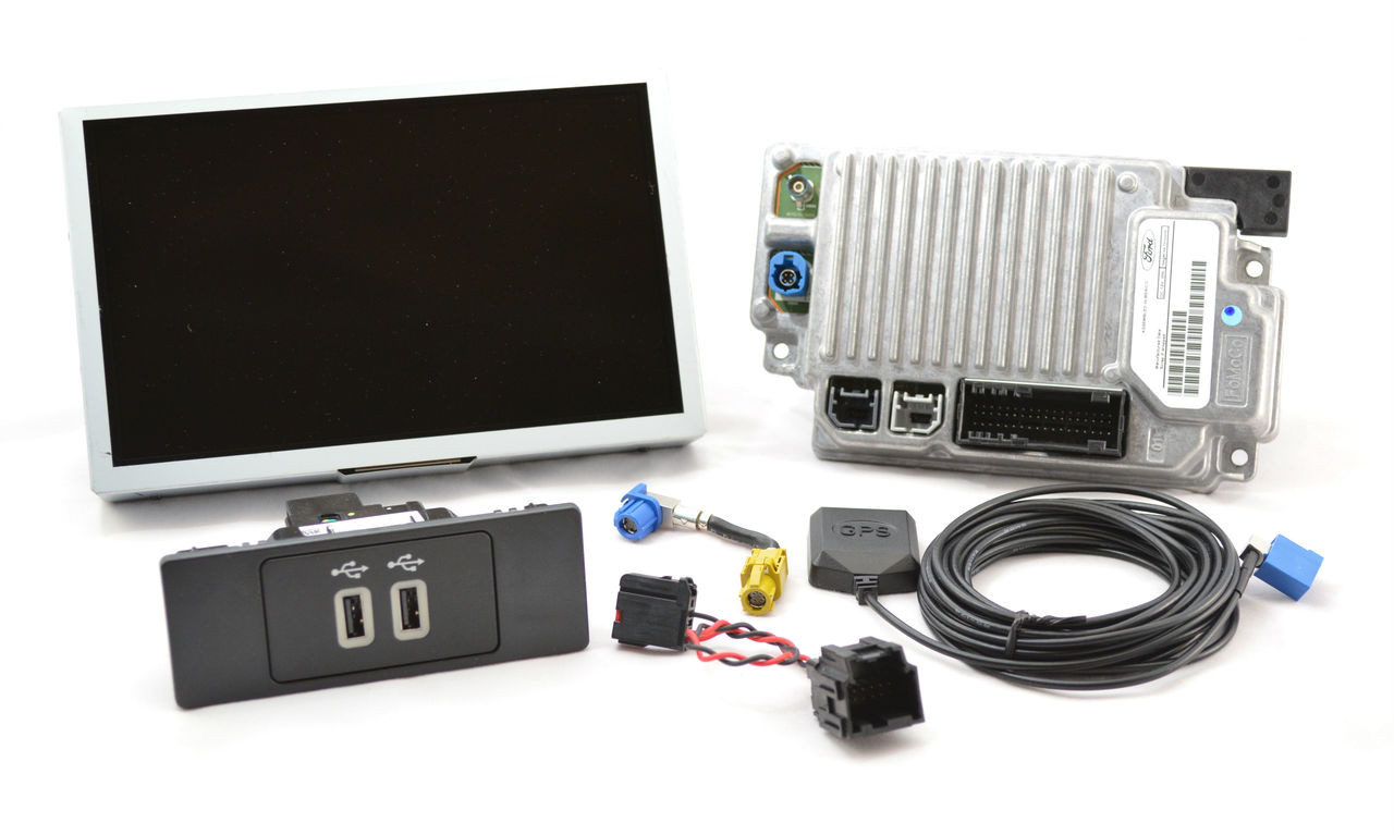 2013 2014 2015 2016 ford fusion sync 3 retrofit kit for myford touch  [ 1280 x 767 Pixel ]