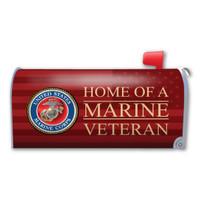 usmc seal mailbox cover