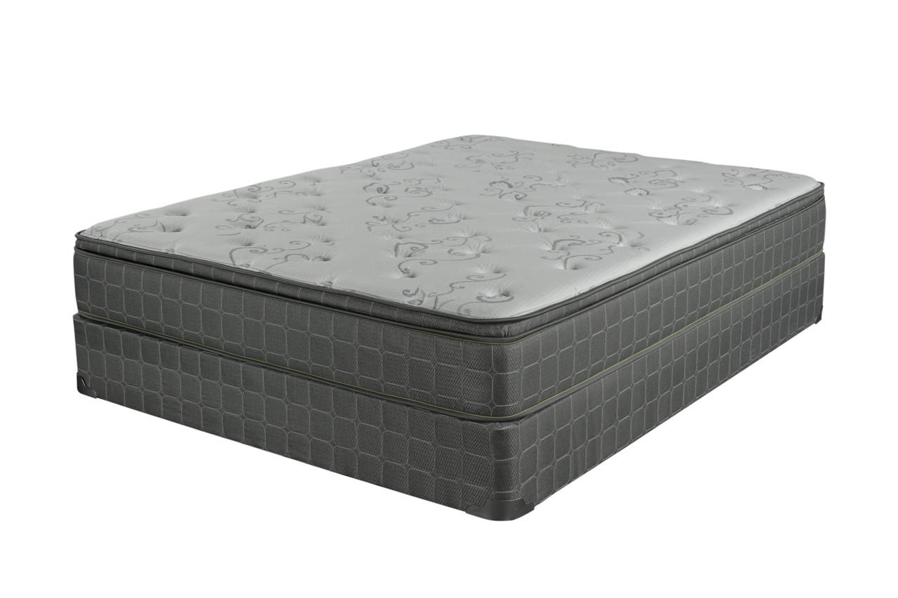 springfield pillowtop mattress