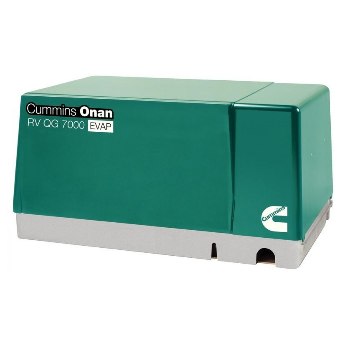 medium resolution of cummins onan 7hgjab 6756 qg 7000w evap gasoline rv generator free shipping