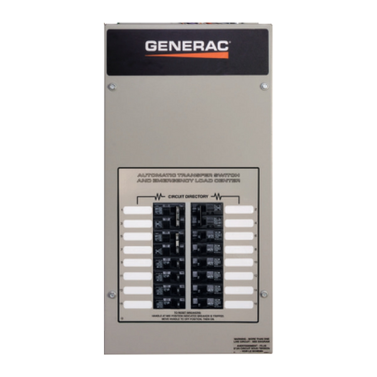 small resolution of generac transfer switch kit