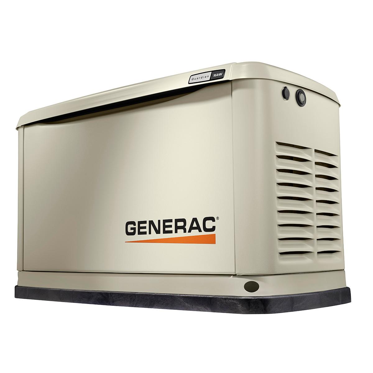 generac guardian 7035 16kw generator with wi fi [ 1200 x 1200 Pixel ]