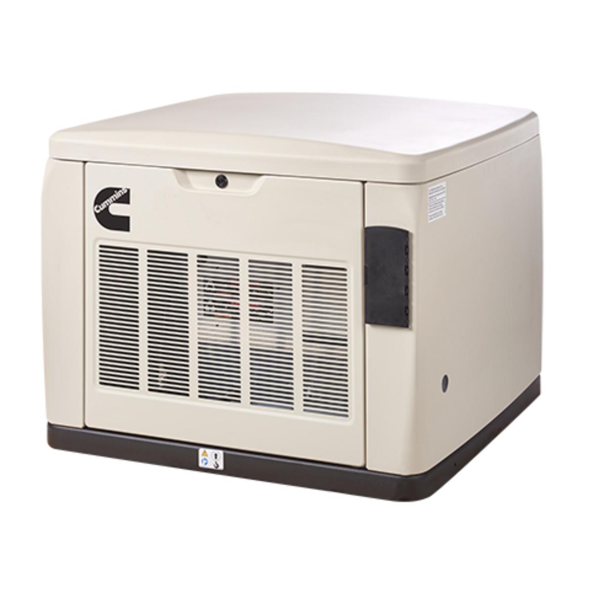 cummins rs17a 17kw quiet connect series cummins power generation generator [ 1200 x 1200 Pixel ]