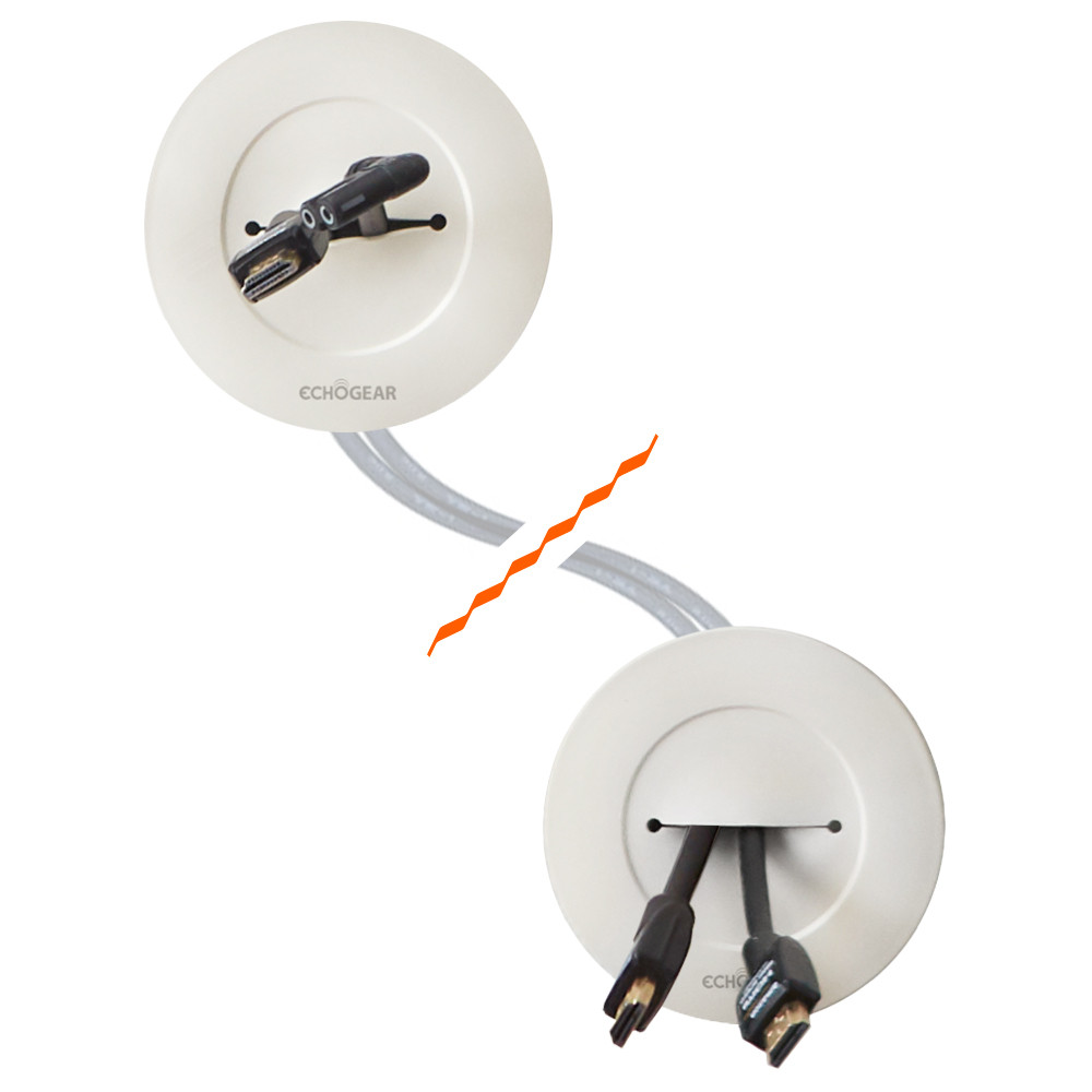 medium resolution of cable hider for your mounted tv