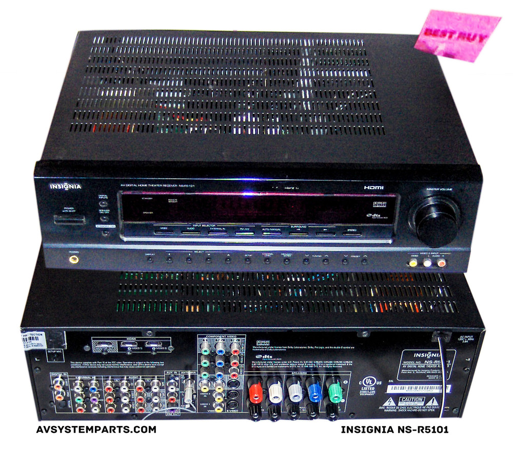 medium resolution of  home theater receiver click to enlarge
