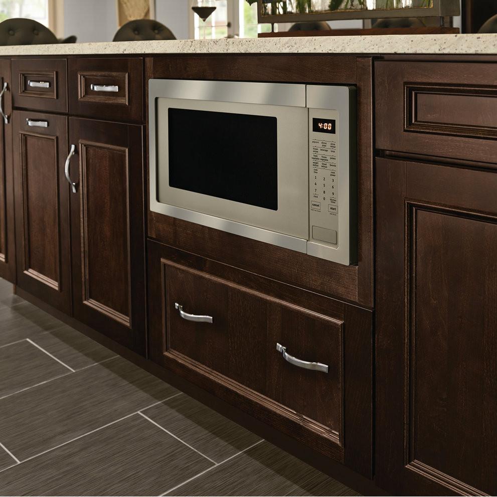 Base BuiltIn Microwave Cabinet 27  KraftMaid