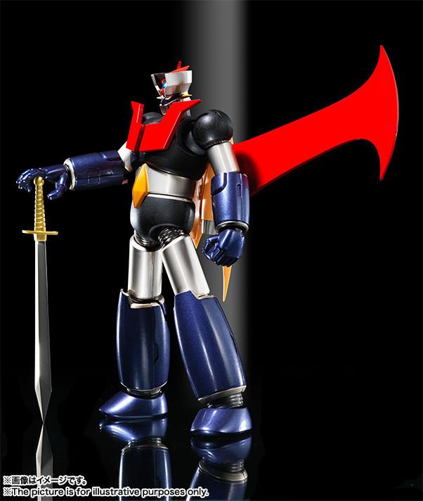 Voltes V Wallpaper Hd Bandai Super Robot Chogokin Mazinger Z Iron Kurogane