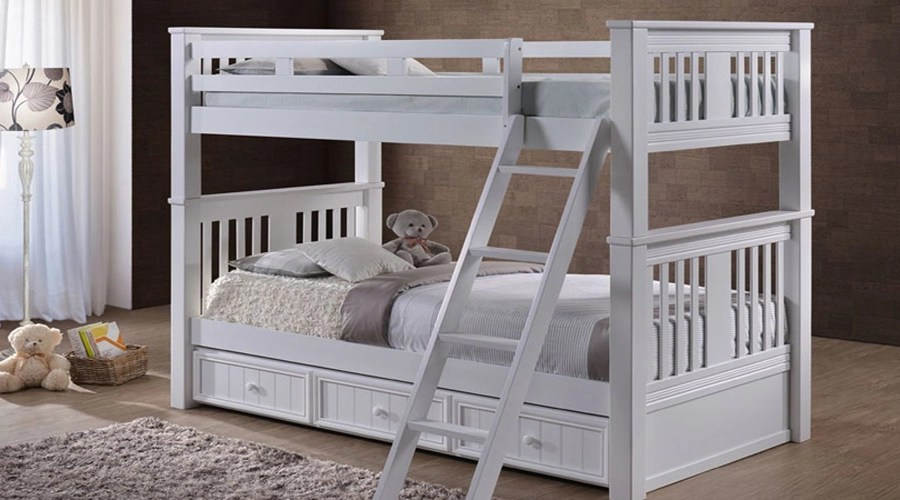 Wood For Bunk Bed