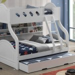 Kinsley Twin Over Full Arch Bunk Bed With Optional Trundle