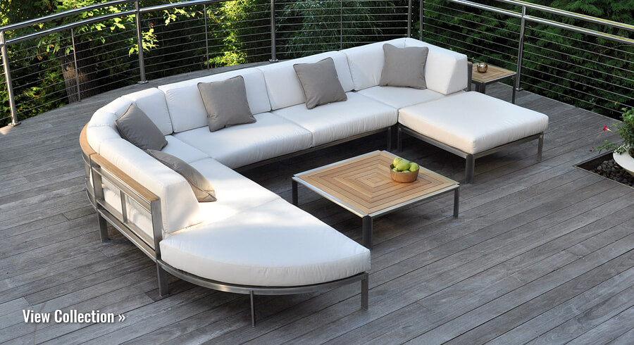 sectional sofa dallas fort worth taupe colored sofas outdoor furniture patio backyard texas 1