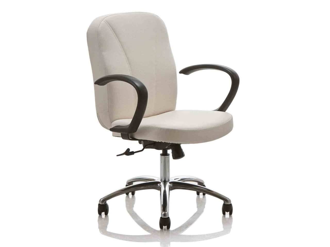 united chair medical stool black covers with silver sash venus office furniture warehouse image 1