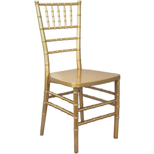 Gold Monoblock Resin Chiavari Chair  Chiavari Chairs For Sale