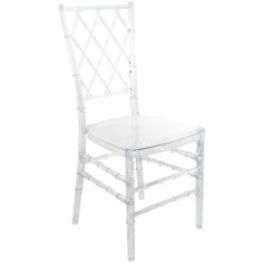 Clear Chiavari Chairs Brown Accent Living Room Diamond Resin Chair For Sale