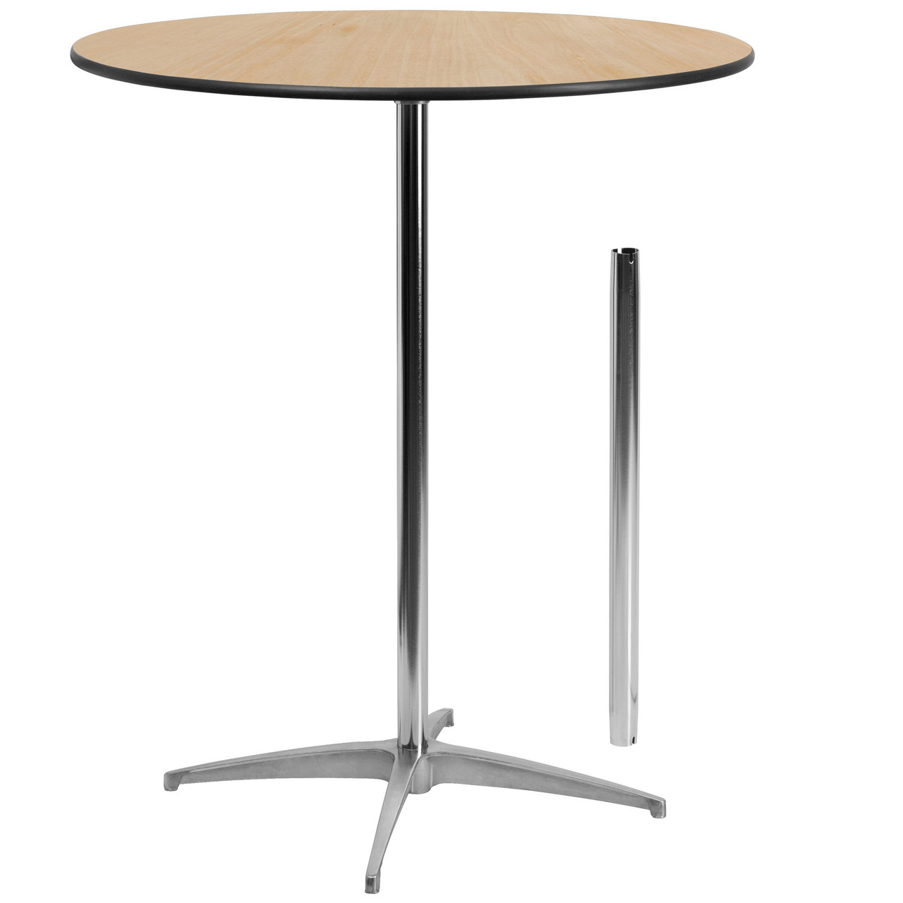 36 inch round cocktail table bfdh 36pedtblrd tdr