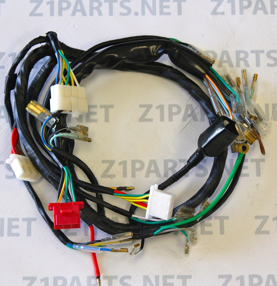 small resolution of  wiring harness honda cb750k 1973 75 image 1