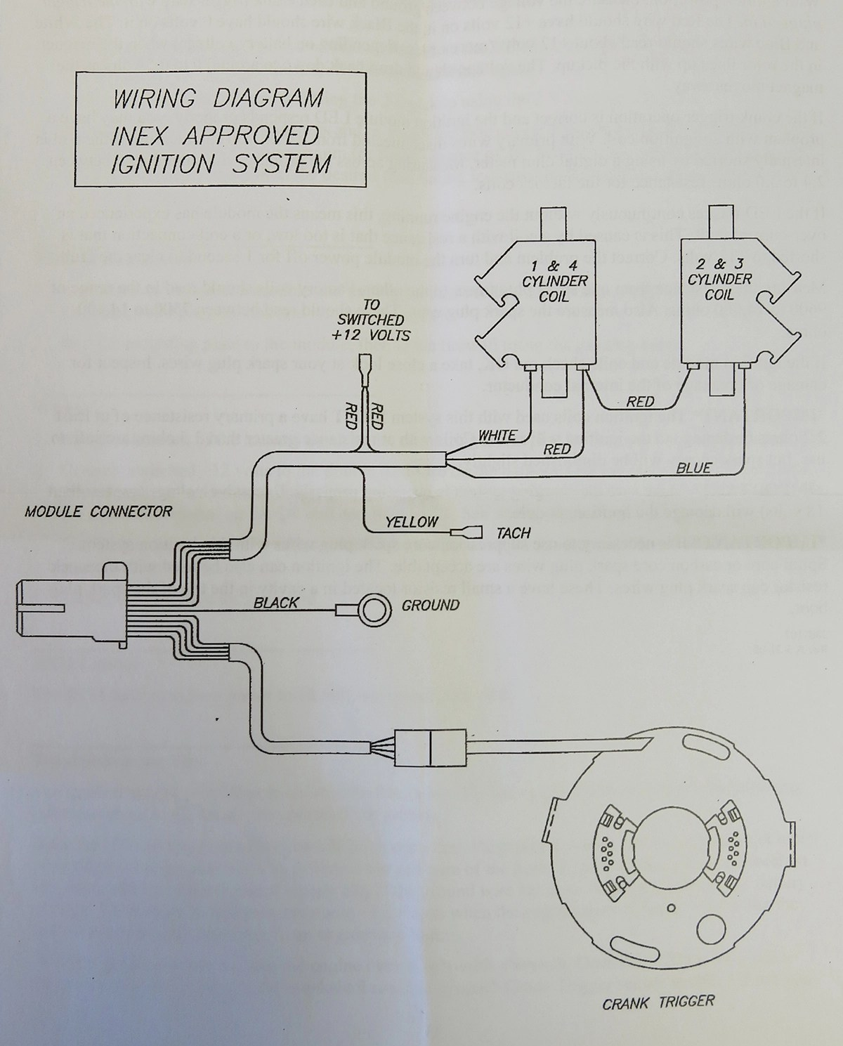 hight resolution of andrews motorsports technical information extending wiring with junction box red box wiring diagram