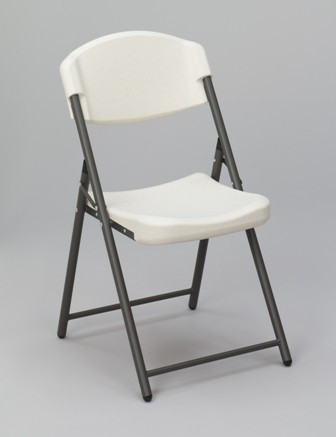 folding chairs for sale buy chair covers uk white plastic our iceberg is a convenient indoor outdoor seating option your home or