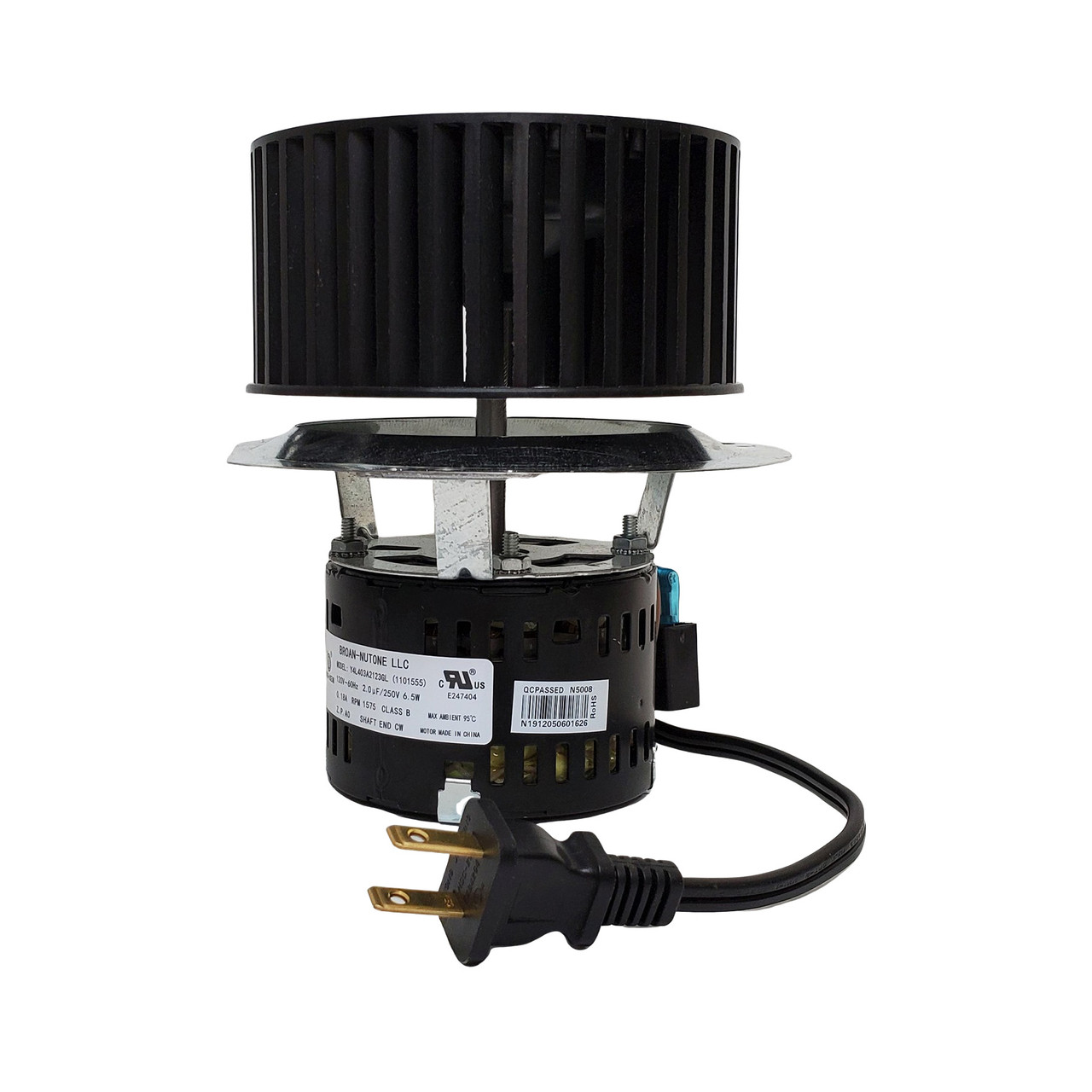https www galesburgelectric com broan nutone s1101122 motor for recessed ventilation fan light units