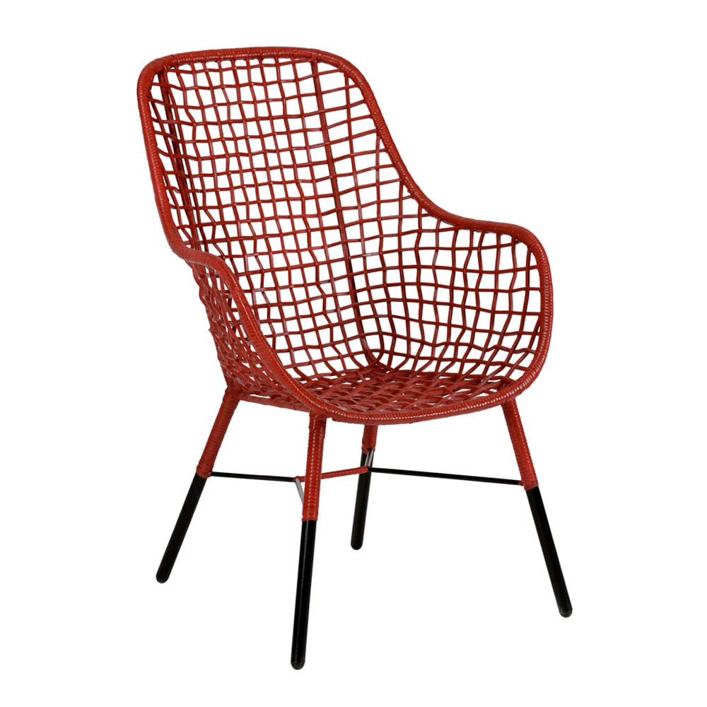 red lounge chair small accent chairs with wood arms modern pfeifer studio ellie
