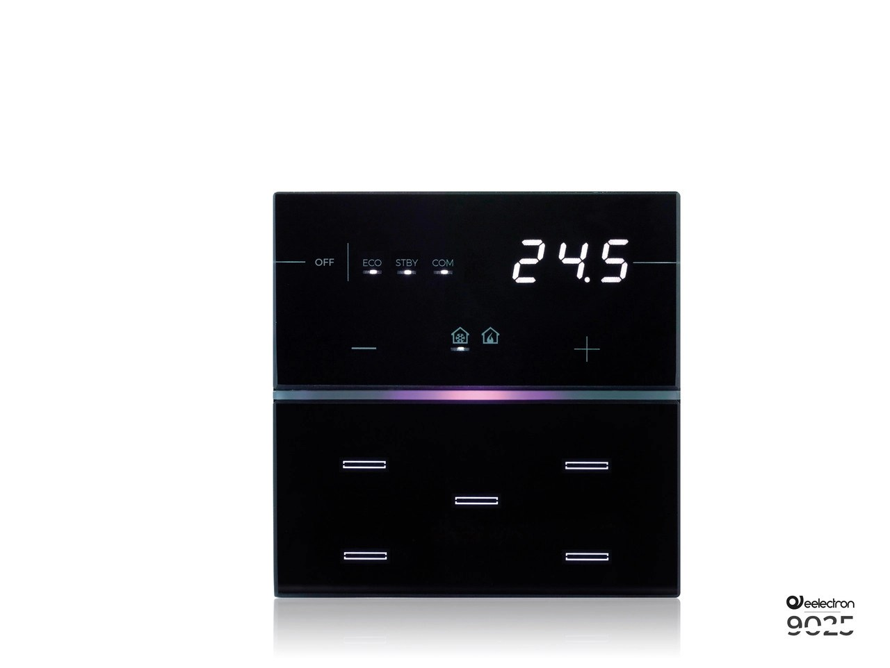 medium resolution of 9025 knx capacitive thermostat humidistat login to see your special price