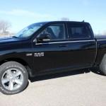 Dodge Ram 1500 Sport Side Decals Hustle 2009 2016 2017 2018