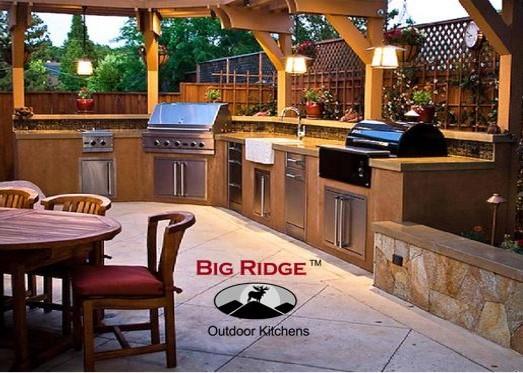 prefab outdoor kitchens small kitchen cart galleria