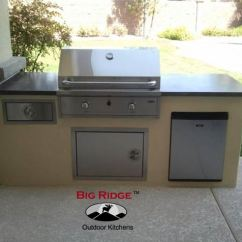 Prefab Outdoor Kitchens What Kind Of Paint For Kitchen Cabinets Galleria North Shore W Logo Jpg To Make