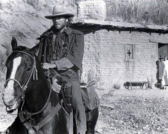 clint eastwood in the outlaw josey wales premium photograph and poster 1022292