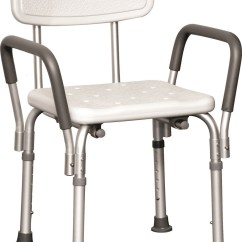 Chair With Arms Folding Sale Probasics 302 Bath Shower Bscwba Image 1 Loading Zoom