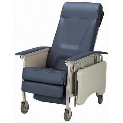 hospital sleeper chair incontinence covers uk invacare ih6065a deluxe three position recliner chairs loading zoom