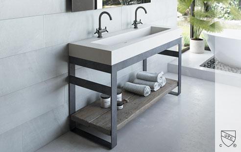 concrete sinks vanities