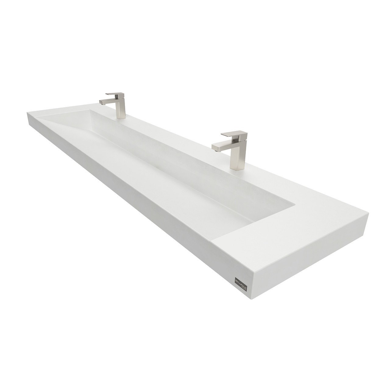 72 contempo floating concrete ramp sink