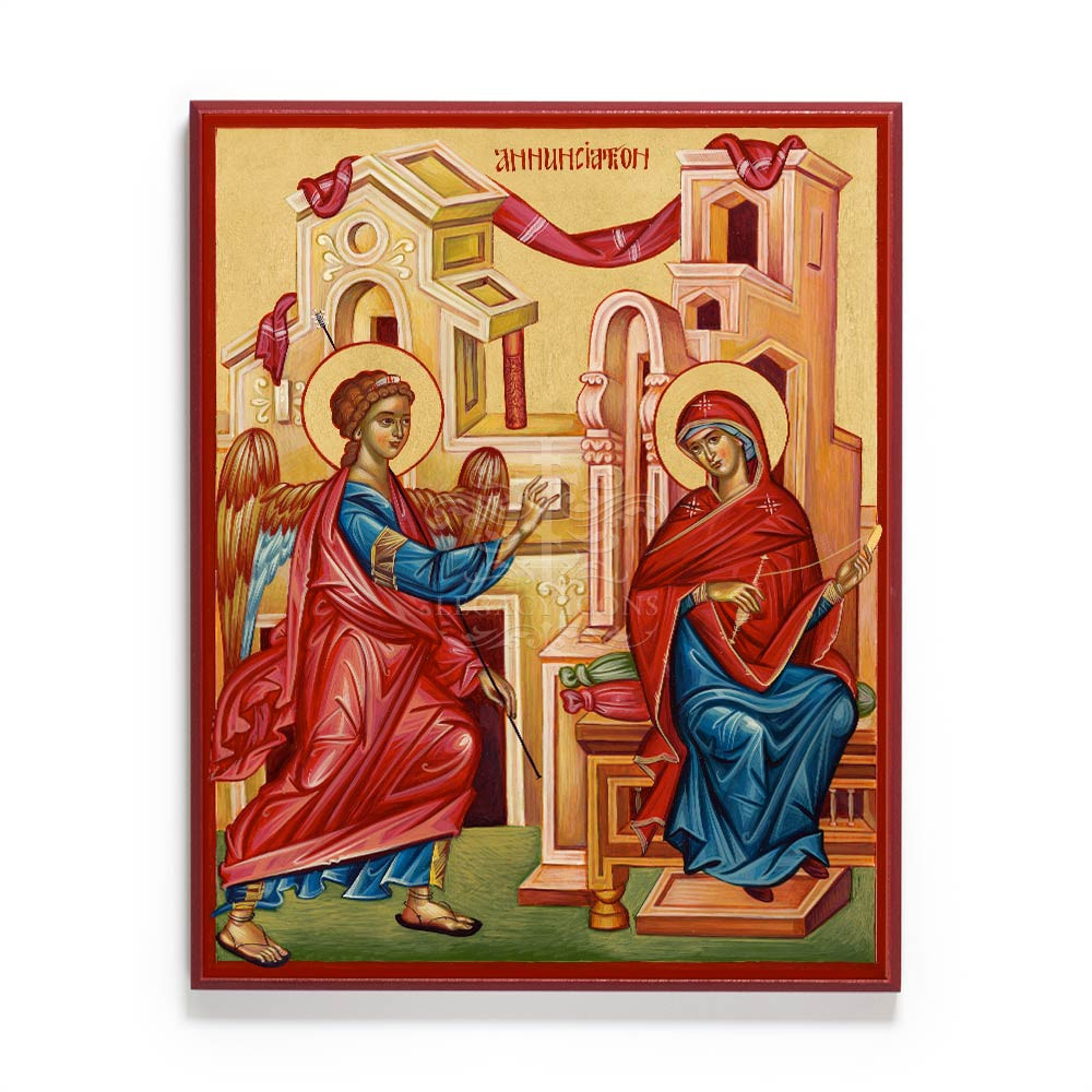 annunciation xxic icon f199