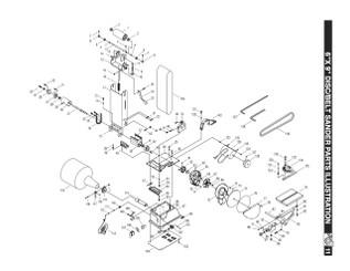 Bosch Belt Sander Parts