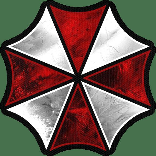umbrella corporation logo 4x4
