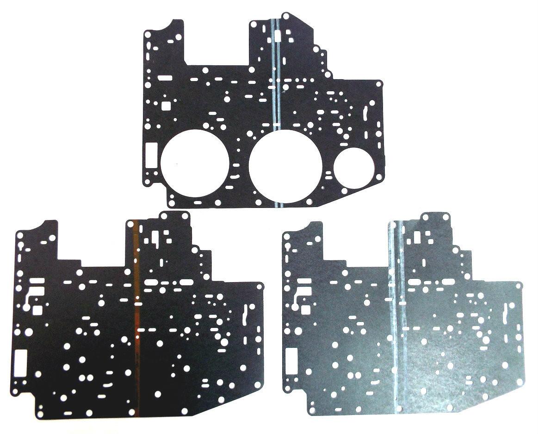 medium resolution of ford aod transmission valve body spacer plate gasket complete set ford aod transmission valve body diagram
