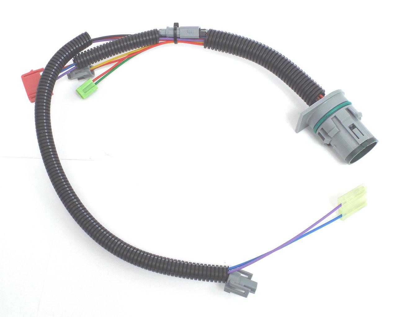 new 4l80e transmission hd internal valve body wiring harness 1991 2003 4l80e wiring harness [ 1280 x 1024 Pixel ]