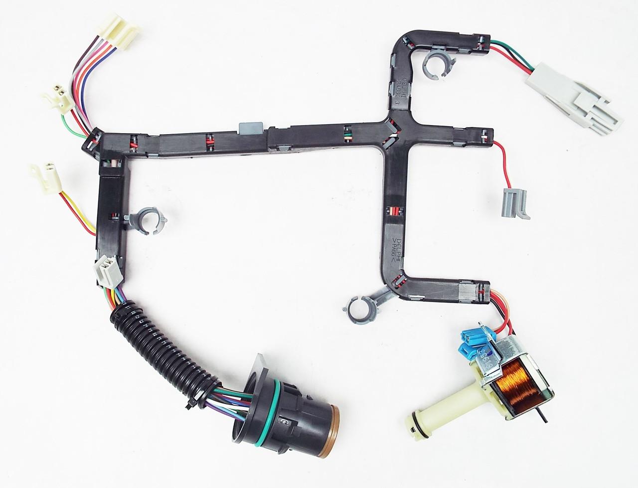 wire harness tcc lockup solenoid 4l60e 4l65e 2006 up w [ 1280 x 979 Pixel ]
