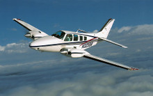 Beechcraft baron electrical wiring manuals B55 B56 B58