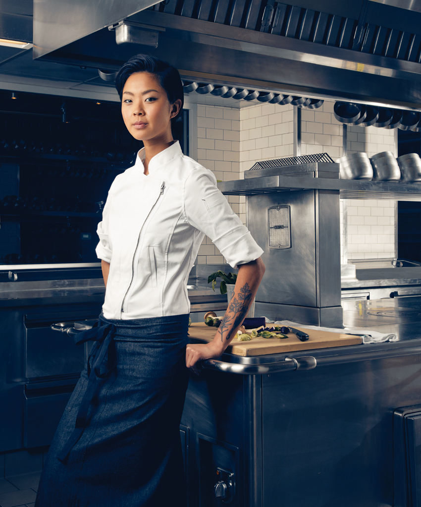 Chef De Couture Shannon Reed S Innovative Chef S Coats