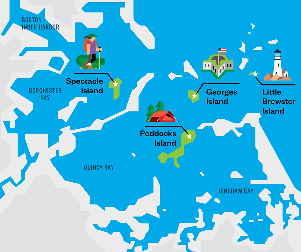 The Guide Boston Harbor Islands