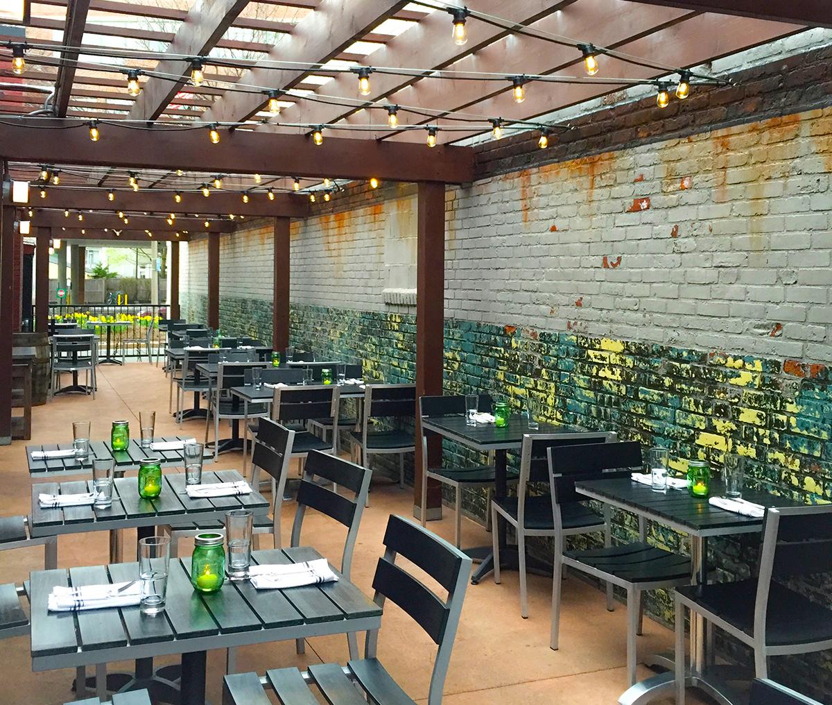 Bostons Best Outdoor Dining  52 Top Patios Decks  More