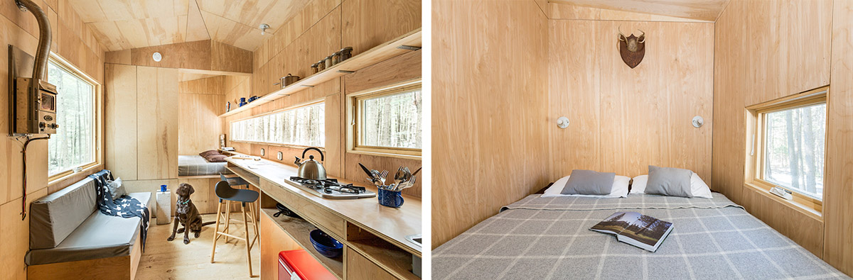 Care to Rent a Tiny House in the Woods