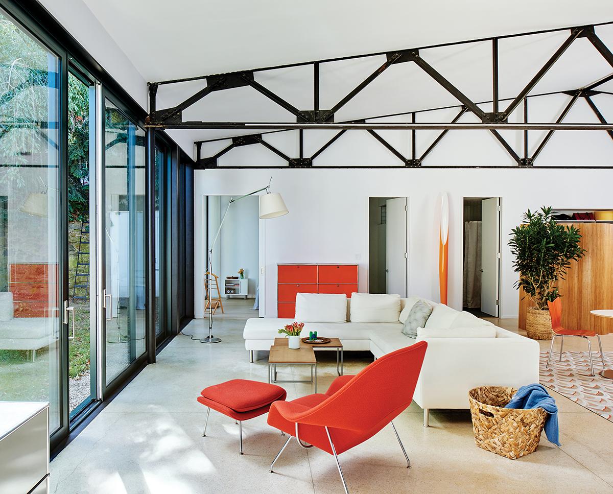 This Midcentury Modern Renovation Is Genius Squared