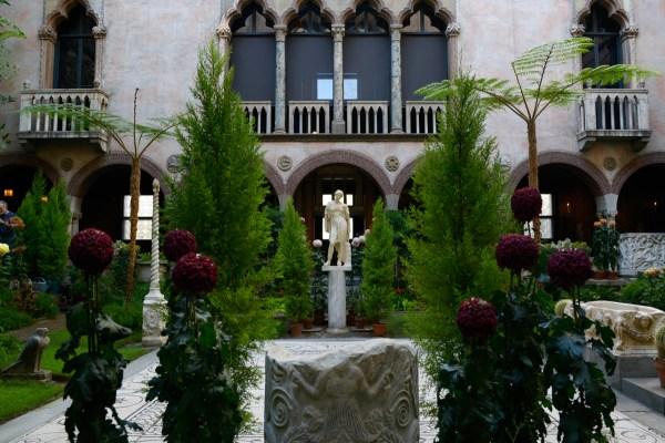 ' Gardner Museum' Horticulturist