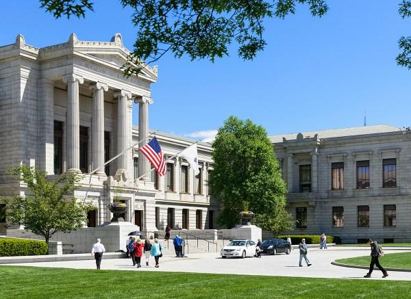 Boston Museum of Fine Arts Boston