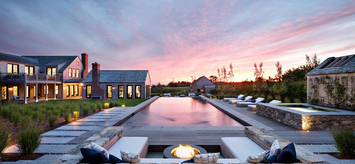 On the Market A JawDropping Nantucket Estate